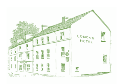 The London Hotel in Ivybridge