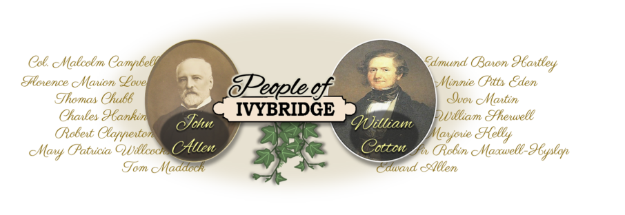 Ivybridge People header image