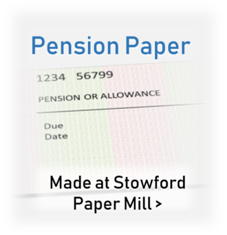 Pension paper mobile link