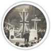 War Memorial unveiling in Ivybridge