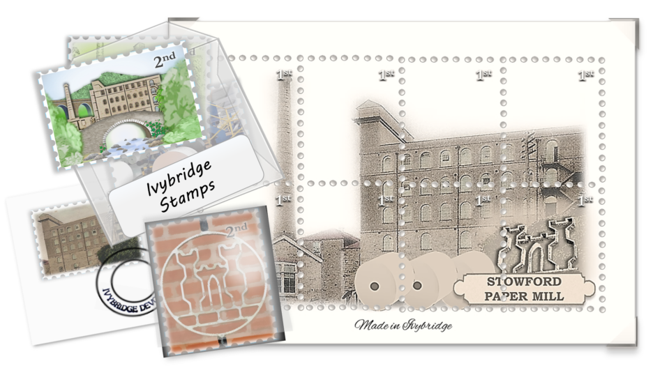Postage Stamps from Ivybridge