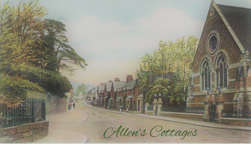 Allen's Cottages Fore St